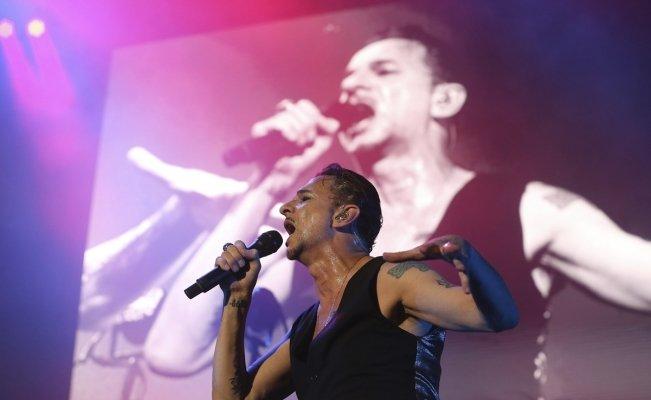 Depeche Mode lanzará su nuevo concierto documental titulado Spirits in the Forest