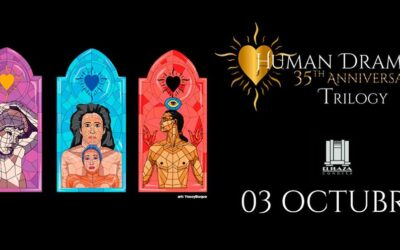 Human Drama 35th Anniversary (Nueva Fecha Reprogramada)